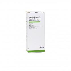 Энцефабол, сусп. д/приема внутрь 80.5 мг 5 мл 200 мл №1
